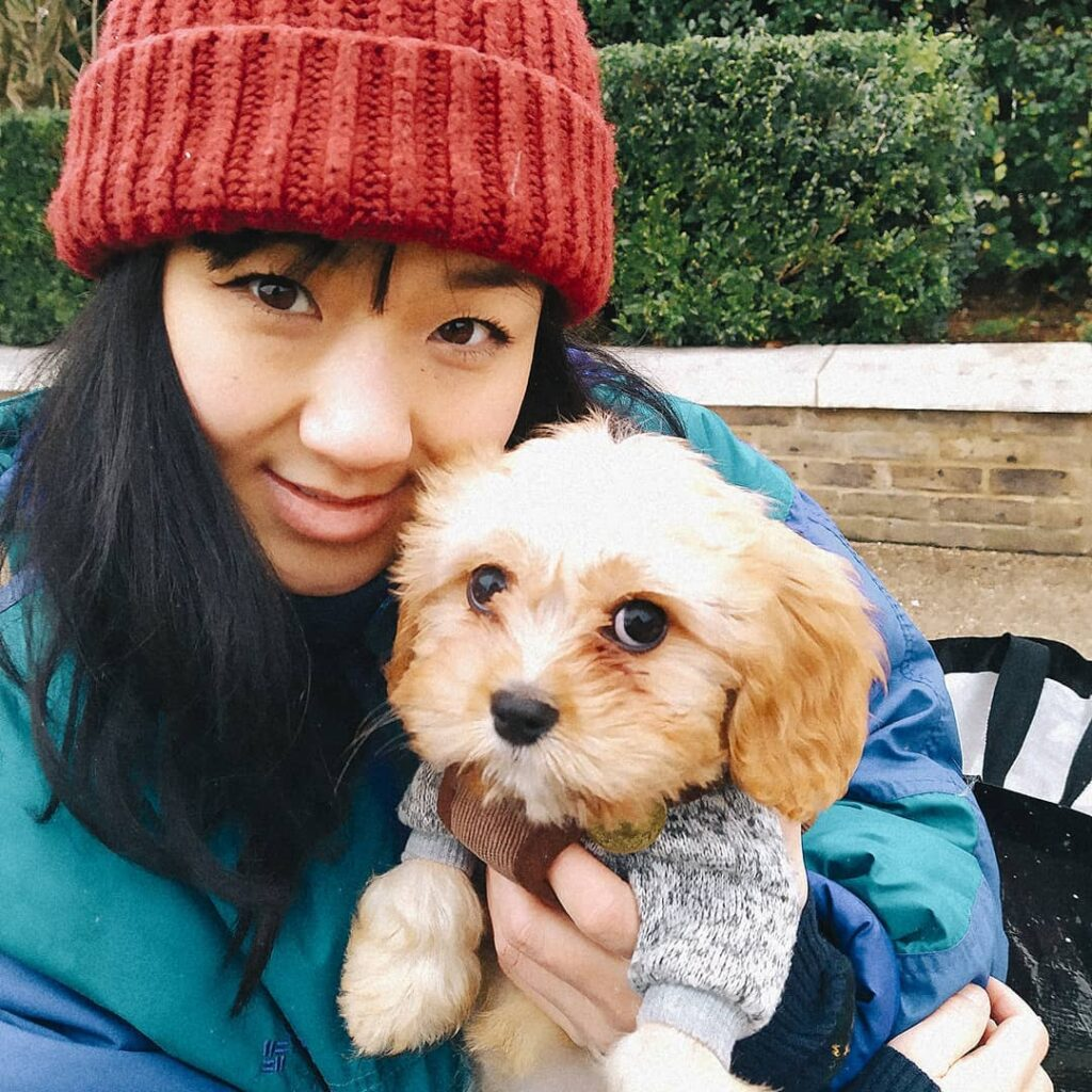 Becky & Puppy Tofu